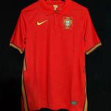 RONALDO #7 Portugal 1:1 Quality Home Fans Jersey 2020/21