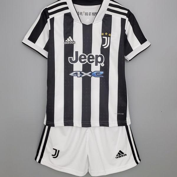 2021/22 JUV Home Kids Soccer Jersey