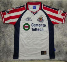1999/2000 Chivas Away Retro Soccer Jersey