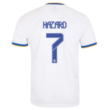 HAZARD #7 RM Home 1:1 Quality Fans Soccer Jersey 2021/22