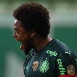 2021/22 Palmeiras 1:1 Quality Home Green Fans Soccer Jersey