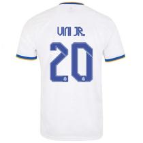 VINI JR. #20 RM Home 1:1 Quality Fans Soccer Jersey 2021/22
