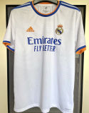 BENZEMA #9 RM Home 1:1 Quality Fans Soccer Jersey 2021/22