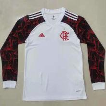 2021/22 Flamengo Away Long Sleeve Soccer Jersey