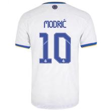 MODRIĆ #10 RM Home Player Version Jersey 2021/22 球员版