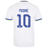 MODRIĆ #10 RM Home 1:1 Quality Fans Soccer Jersey 2021/22