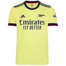 2021/22 ARS 1:1 Quality Away Yellow Fans Soccer Jersey