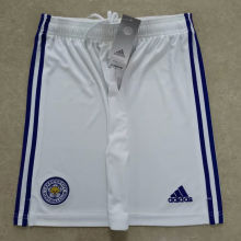 2021/22 Leicester White Shorts Pants