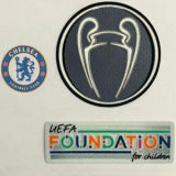 2021/22 CFC 1:1 Quality Home Blue Fans Soccer Jersey