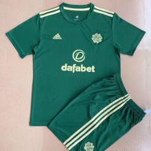 2021/22 Celtic Away Kids Soccer Jersey