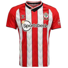 2021/22 Southampton Home Red Fans Soccer Jersey