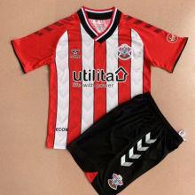 2021/22 Southampton Home Red Kids Soccer Jersey