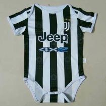 2021/22 JUV Home Baby Suit