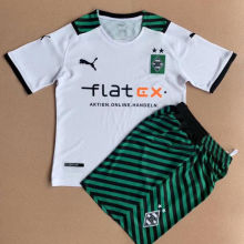 2021/22 Monchengladbach Home Kids Soccer Jersey