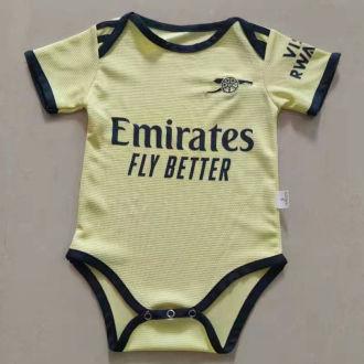 2021/22 ARS Away Yellow Baby Suit