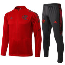 2021/22 Flamengo Red Jacket Tracksuit