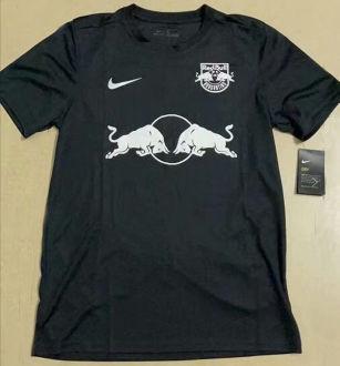 2021 Red Bull Bragantino Black Fans Soccer Jersey