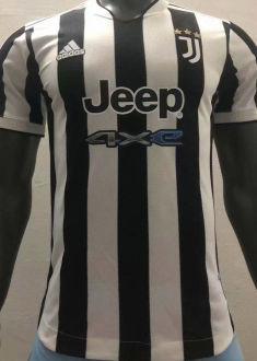2021/22 JUV Home Player Version Soccer Jersey