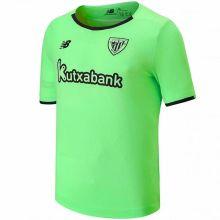 2021/22 Bilbao Athletic Away Green Soccer Jersey