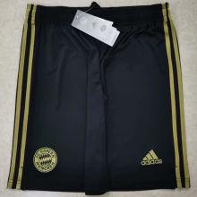 2021/22 BFC Away Black Shorts Pants