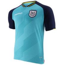 2021/22 Ecuador Awa Blue Fans Soccer Jersey
