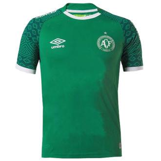 2021/22 Chapecoense Home Green Fans Soccer Jersey