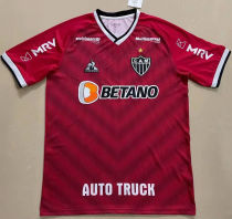 2021/22  AT Mineiro Red GK Soccer Jersey