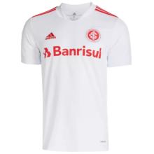 2021/22 Internacional 1:1 Quality Away White Fans Soccer Jersey