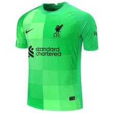 2021/22 LFC Green GK Soccer Jersey