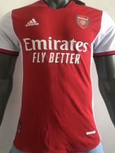 2021/22 ARS Home Red Player Soccer Jersey