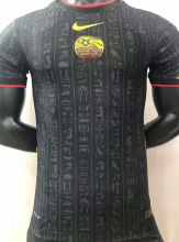 2021/22 Egypt Black Player Training Jersey