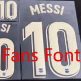 2021/22 BA 1:1 Quality Home Fans Soccer Jersey New Font 新字体