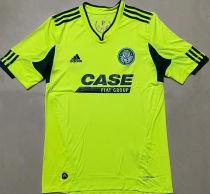2010/11 Palmeiras Green Retro Soccer Jersey