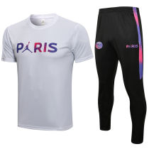 2021/22 PSG PARIS White Training Tracksuit
