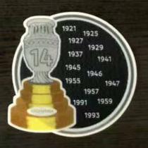 COPA AMERICA  14 Cup Patch Argentina Jersey 14字杯美洲杯阿根廷专用