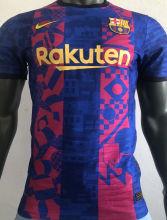 2021/22 BA Third Player Version Soccer Jersey