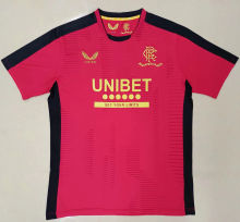 2021/22 Rangers Red Training Jersey