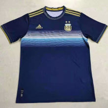 2021/22 Argentina Blue Training Jersey