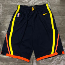2021 Warriors City Edition NBA Pants