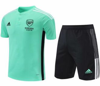 2021/22 ARS Green Short Training Jersey(A Set)