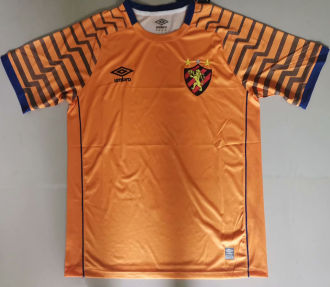 2021/22 Recife Orange GK Soccer Jersey
