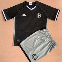 2021/22 Vasco Away Black Kids Soccer Jersey
