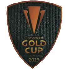 2019 Concacaf Gold Cup Champion Patch  2019 美金杯金杯墨西哥用