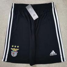 2021/22 Benfica Black Shorts Pants