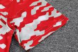 2021/22 M Utd Red White Short Training Jersey(A Set)