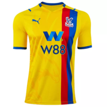2021/22 Crystal Palace Away Yellow Fans Soccer Jersey