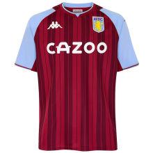 2021/22 Aston Villa Home Fans Soccer Jersey