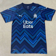 2021/22 Marseille Away Fans Soccer Jersey