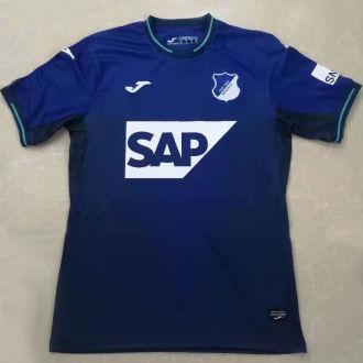 2021/22 Hoffenheim Home Blue Fans Soccer Jersey