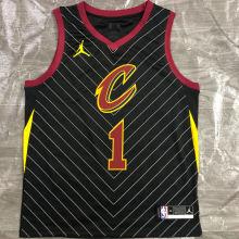 2021 Cleveland JD ROSE # 1 NBA Jerseys Hot Pressed
